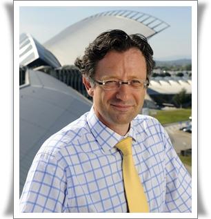Arnaud Besson, nouveau Dircom d'Aéroports de Lyon