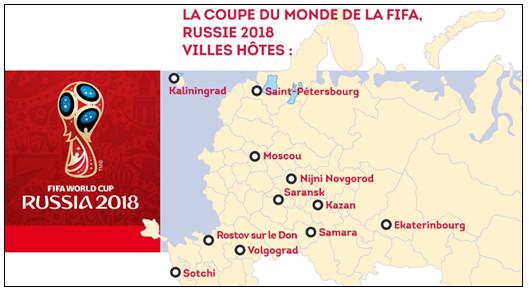 La Russie va ouvrir un office de tourisme à Paris