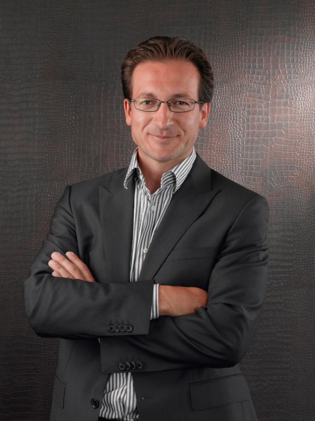 David Giraud, président du groupe MGM Hotels et Résidences