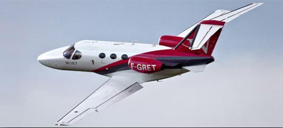 Wijet devient la plus grande compagnie de taxi jet au monde - Photo : Wijet