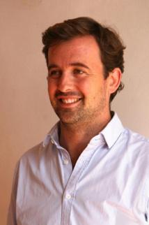 Antoine de Corson directeur fondateur de Groupcorner. Avant de créer sa start-up il avait travaillé une dizaine d'années dans l'hôtellerie au Royaume-Uni - DR