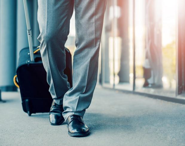 """John Baird-Smith, directeur France d'Airplus International : """"Nous nous adressons à tous types d'entreprises , qu'il s'agisse de grandes sociétés, de multinationales, de petites et moyennes entreprises, appartenant au secteur privé ou au secteur public"""" - © ivanko80 - Fotolia.com"""