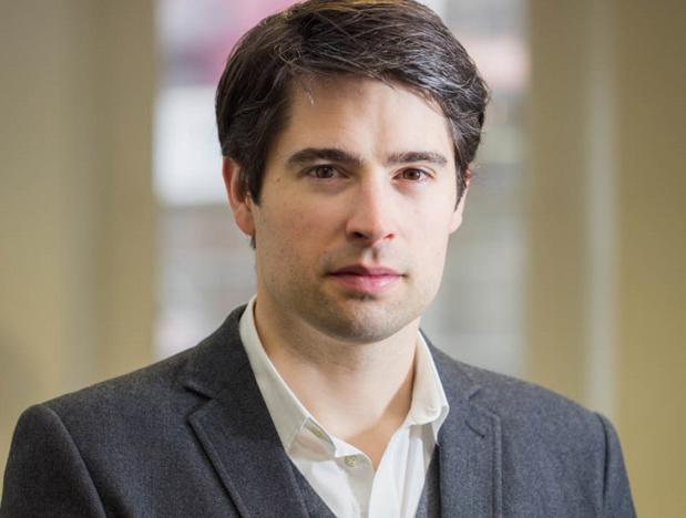 Jean-Daniel Guyot, directeur de Trainline International