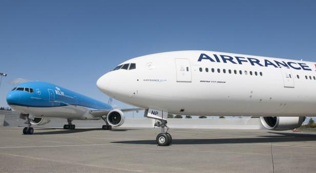 Air France-KLM va déployer le WiFi à bord de 124 avions d'ici fin 2017 - Photo : Air France-KLM