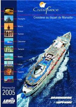 la nouvelle brochure CroisiFrance