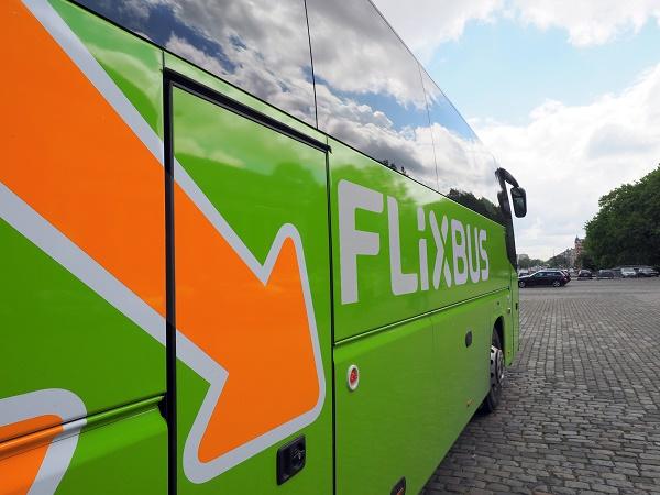 Flixbus a transporté presque la moitié des passagers des autocars en France depuis septembre 2015 - Photo : Flixbus