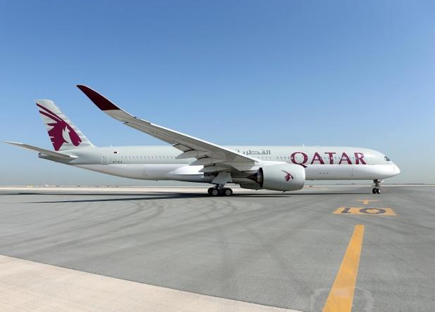 Qatar Airways positionnera un premier A350-900 au départ de Paris CDG, fin 2016 - DR : Qatar Airways