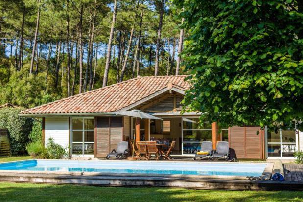Villa Clairière de Madame Vacances à Moliets
