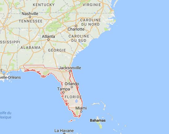 Ouragan Matthew : plus de deux millions d'Américains évacués