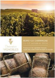Destination Vignobles à Reims les 11 et 12 octobre 2016