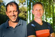 Thomas Loubert (à gauche) et Fabrice Pawlak (à droite) sont les deux co-fondateurs de Togezer - Photos DR