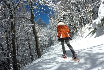 Discover what winter feels like in Ardèche
