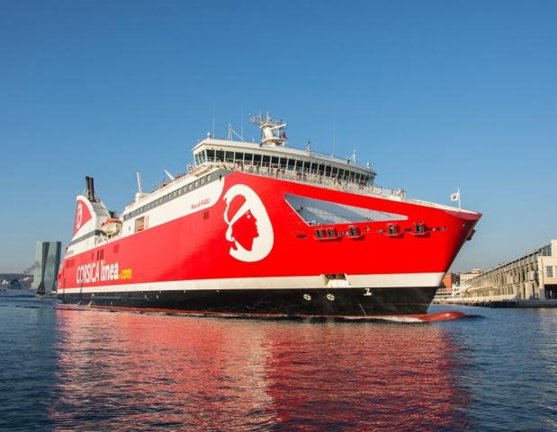 Corsica Linea veut renouer les liens avec les TO, les groupistes et les agences de voyages - DR : Corsica Linea