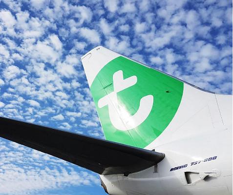 Le commissaire de bord couchait avec ses collègues en plein vol - Photo : Transavia/Instagram