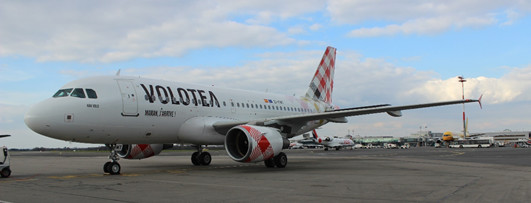 Volotea renforce son programme au départ de Montpellier - Photo : Volotea