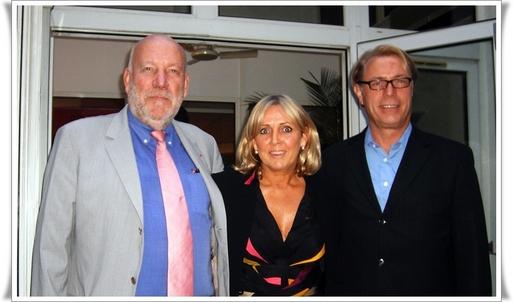 Aux côtés de Gaël de La Porte du Theil, président de Global Tourism Interface,  Amanda Hills fondatrice de Hills Balfour Synergy au Royaume-Uni et Keith Mangum, fondateur de Mangum Hills Balfour en Allemagne,  qui assurent  la vice-présidence.