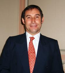 Jorge Lombard-Moutte, directeur du Conseil de Promotion Touristique du Mexique