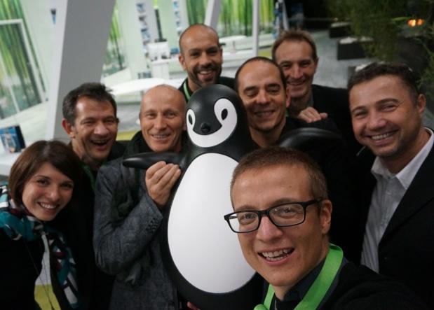 Pingouy, la mascotte Verdié à l'honneur - DR : Groupe Verdié