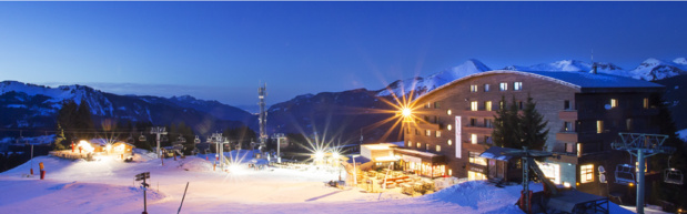Le Club Belambra Le Viking de Morzine - Photo : Belambra