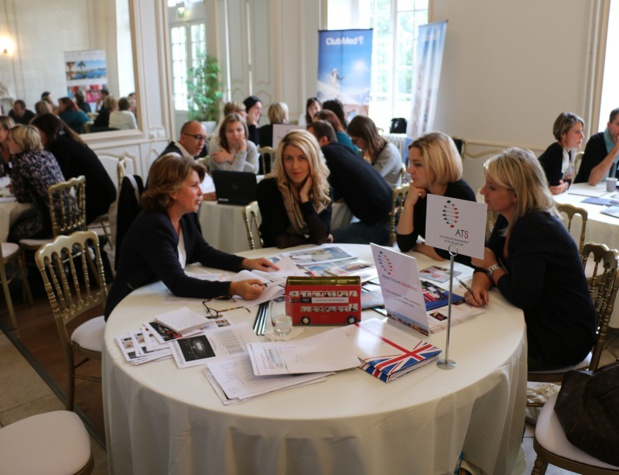 Un workshop de 4 heures chaque jour, ponctué de rendez-vous de 15 minutes, a permis de gagner en interactions - DR : Prêt-à-Partir