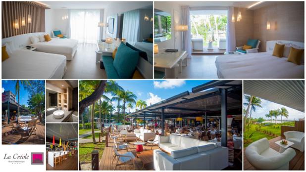 L'hôtel La Créole Beach Hôtel & Spa dispose de nouvelles chambres rénovées - Photo : Des Hôtels et Des Îles