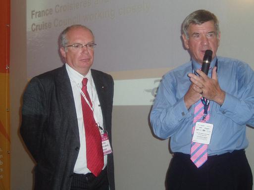 François Weill et Gill Gibbons