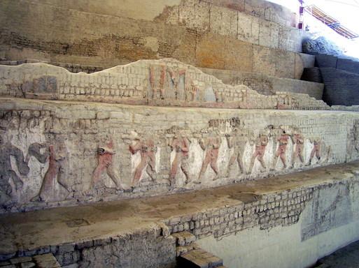 Le complexe archéologique El Brujo