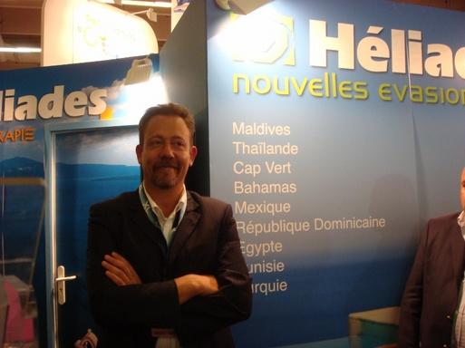 Jean Brajon, Héliades : la programmation grecque va s'étoffer avec un club Sirtaki à Saintorin, un Olympien à Rhodes et un autre à Corfou