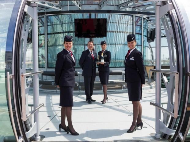 © British Airways