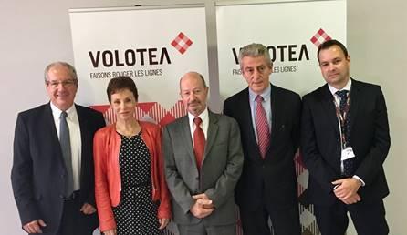 Volotea est basée à Toulouse depuis fin mars 2016 - Photo : Volotea