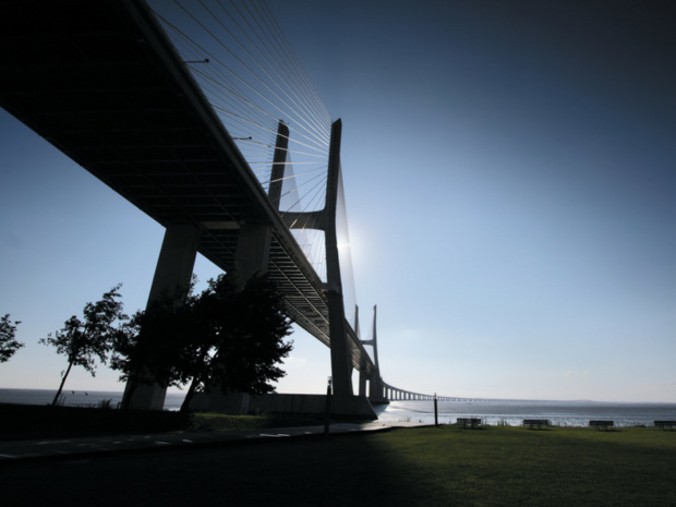 Vasco da Gama Bridge © DR