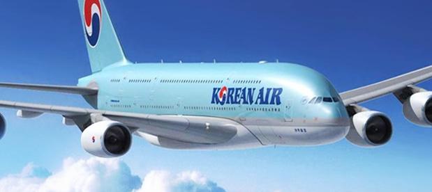 Korean Air volera entre Séoul et Delhi à partir de début décembre 2016 - Photo : Korean Air