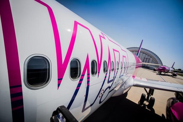 Wizz Air volera trois fois par semaine entre Nice et Varsovie à partir du 1er juillet 2017 - Photo : Wizz Air