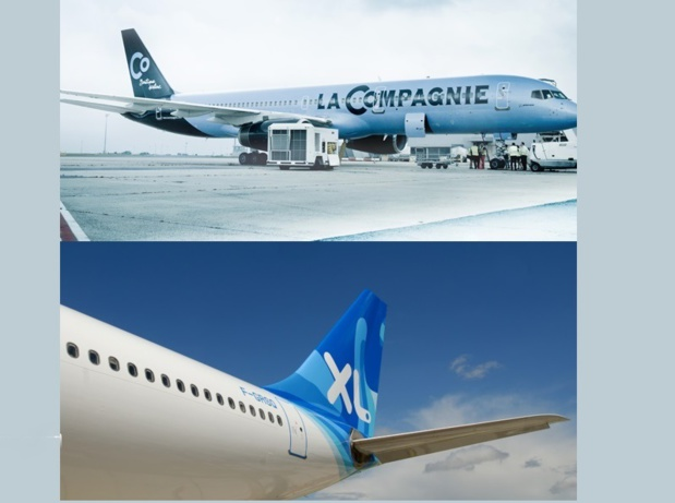 XL Airways rachète La Compagnie