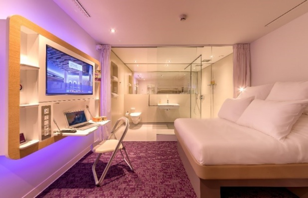 Yotelair : New at Paris-Charles de Gaulle airport