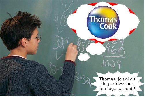 Pourquoi le petit Thomas ne mettrait-il pas son nom sur ses affaires ?