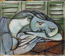 Pablo Picasso Dormeuses aux persiennes 1936 Paris, Musée Picasso Photo  © RMN-Grand Palais (musée Picasso de Paris) / Jean-Gilles Berizzi © Succession Picasso, 2016