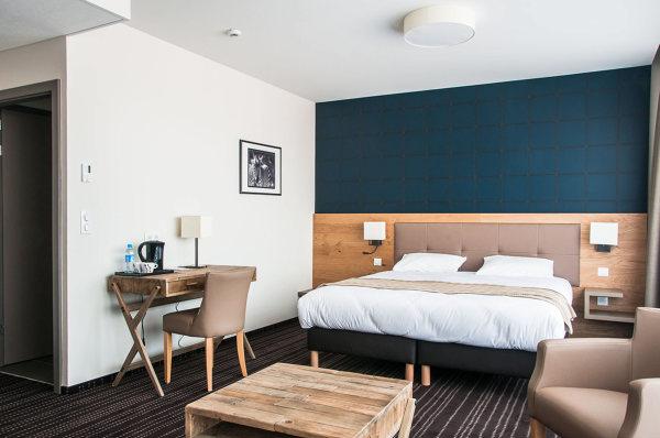 Le Brit Hotel Privilège Strasbourg-Lodge, ouvert en 2016 - Photo : Brit Hotel