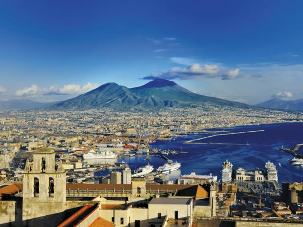 Naples © Fotolia