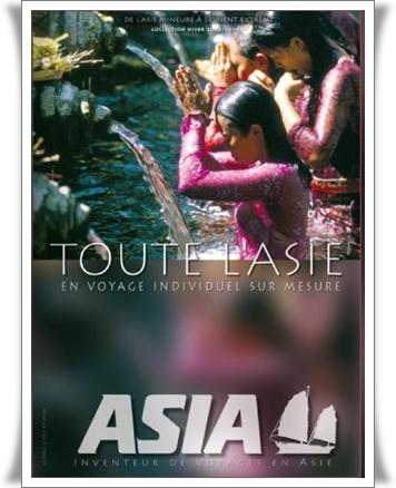 Asia proposera le 1er novembre GOLD (Gestion On Line des Devis)