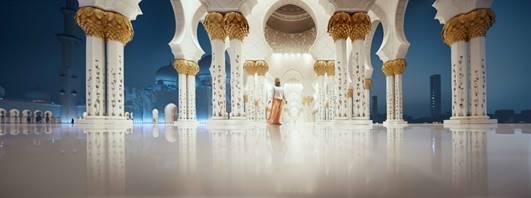 Abu Dhabi fait sa promotion touristique à l'international - DR : TAC Abu Dhabi