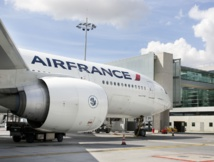 Photo Virginie Valdois, Air France