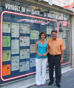 Nice : Voyages Christine lance de nouveaux produits ''liberté''