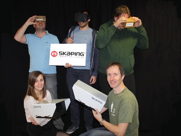 Selfie XXL : Skaping veut promouvoir les destinations de façon originale