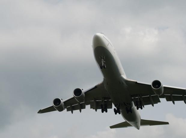 Dans dix ans, il devrait y avoir 45 000 avions en service dans le monde - Photo : kathijung-Fotolia.com