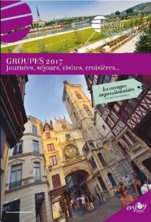 Groupes et scolaire : Rouen Normandie Tourisme & Congrès édite deux nouvelles brochures
