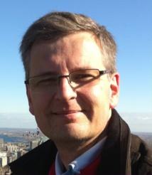 Jean-Dominique Evain, directeur commercial d'IGA