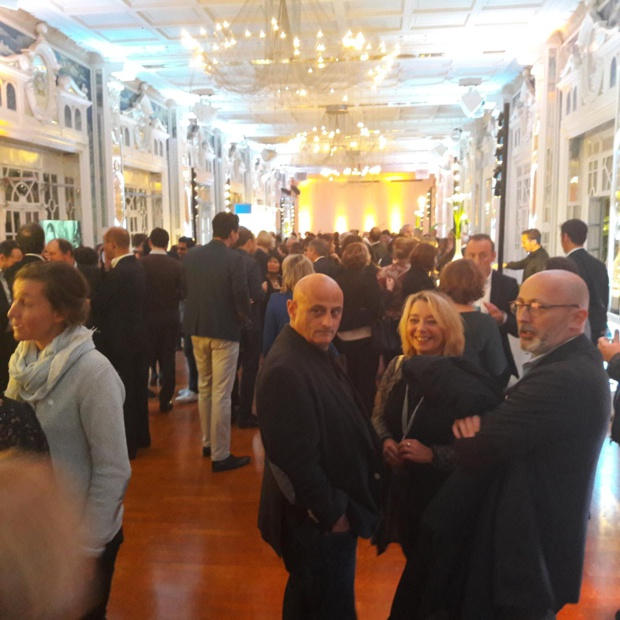 Belle affluence au Salon des Miroirs pour fêter les 25 ans du TO Beachcomber Tours. Photo MS.
