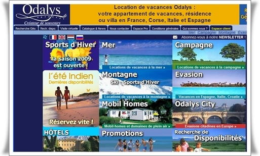 Odalys, VB et NGF : « major » des vacances à la ''FRAMçaise''