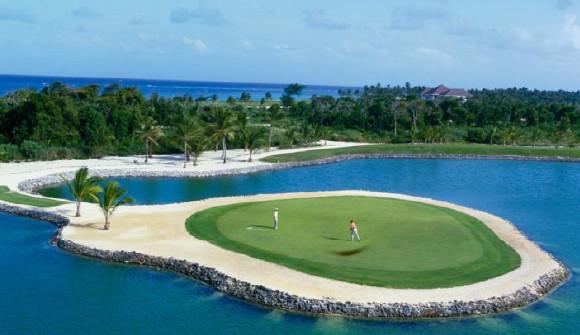 La République Dominicaine présentera, entre autres, son offre de golf lors du salon ILTM de Cannes - Photo : OT de République Domincaine